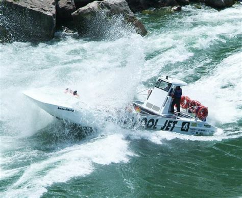 jet boat history the history of whirlpool jet boat tours