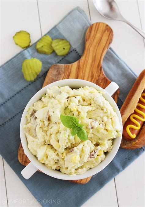 what goes with southern comfort simple southern potato salad
