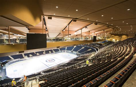 Msg Sections by Sky Bridge Seats Unveiled At Square Garden 171 Cbs New York
