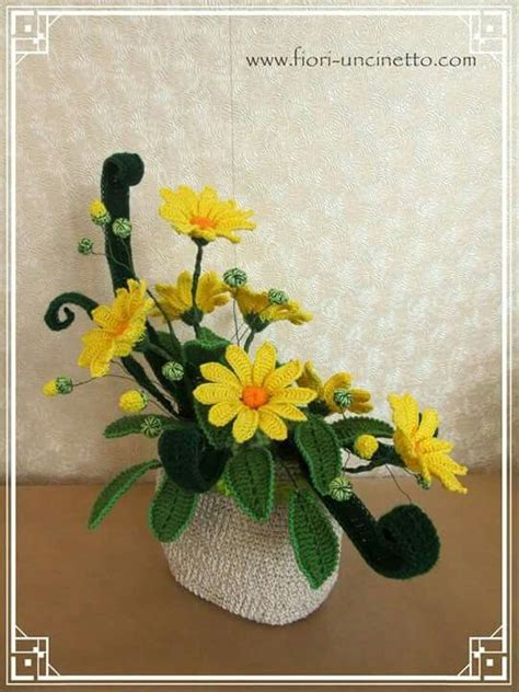 fiori crochet 471 best images about fiori crochet on free