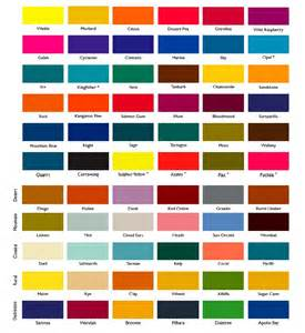 all of the colors the scarlet fleece dye studio landscapes dye