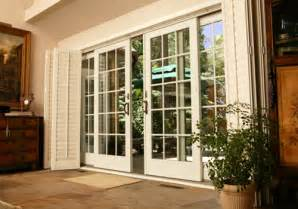 Best Energy Efficient Window Treatments - sliding french doors exterior home decor and interior design