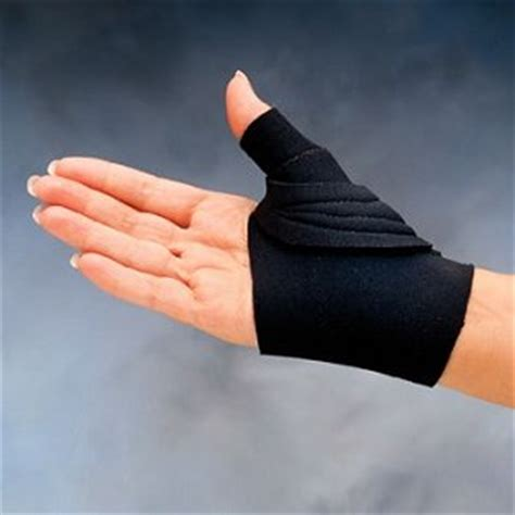 comfort cool brace comfort cool thumb cmc restriction splint right small