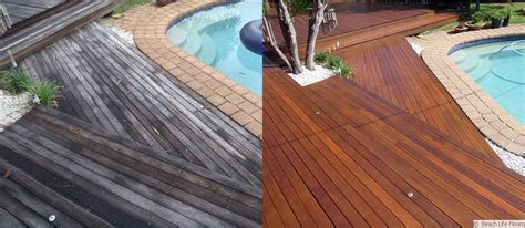photo gallery timber deck restoration maintenance gold