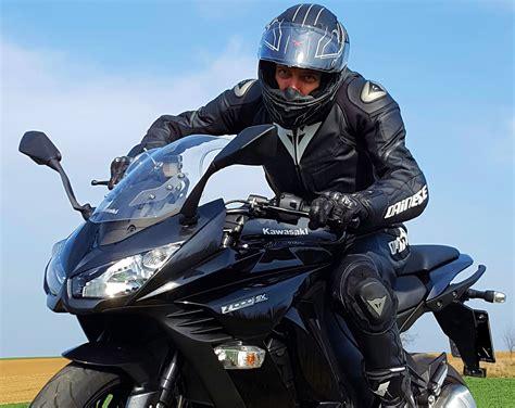 Motorrad Lederkombi Kawasaki by Motorrad Kawasaki Z1000sx Dainese Lederkombi