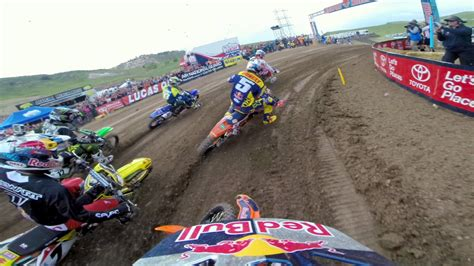 lucas oil pro motocross 2014 gopro ken roczen wins thunder valley 2014 lucas oil pro