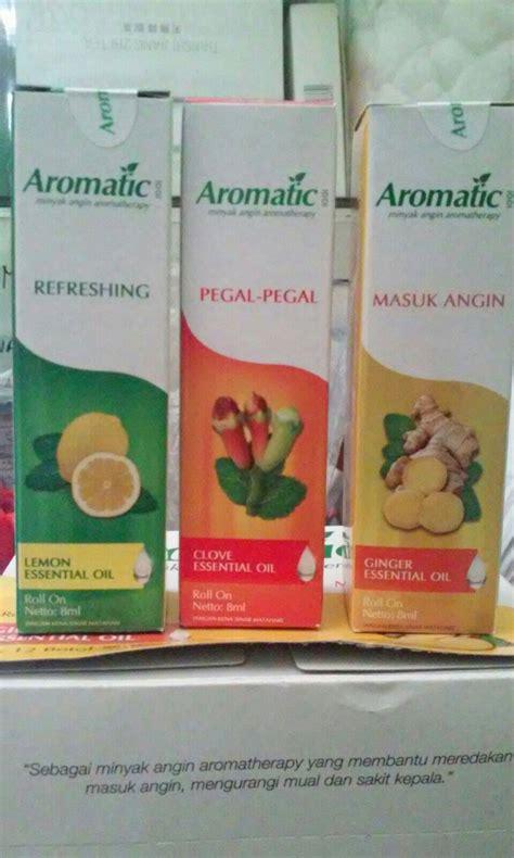 Minyak Angin Aromatic 1001 New jual minyak angin aromateraphy aromatic 1001 agen grosir