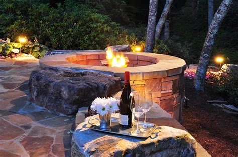 how to light a fire pit fire pit cost landscaping network