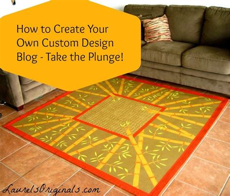 Make Your Own Area Rug Create Your Own Area Rug Make Your Own Chevron Area Rug Home Decor Diy Projects The
