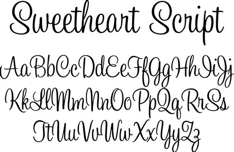 printable script font letters free calligraphy fonts for wedding invitations script