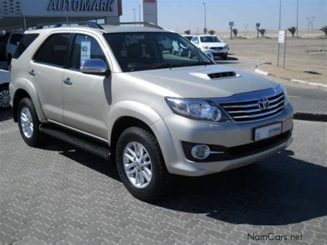used toyota fortuner 3 0d4d diesel 4x4 manual fsh with used toyota fortuner 3 0 d4d 4x4 2015 fortuner 3 0 d4d 4x4 for sale swakopmund toyota
