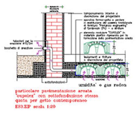 pavimento aerato cupolex vespaio aerato per edilizia pontarolo engineering