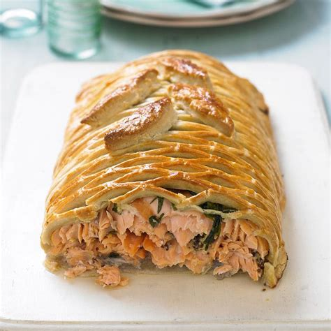 Salmon Encroute 1000 images about recipes on