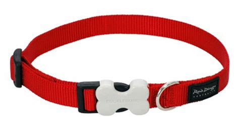 Kong Beds Red Dog Collar By Red Dingo Tough Adjustable