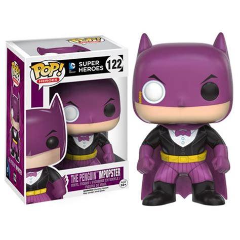 Funko Dorbz Batman The Penguin batman impopster penguin pop vinyl figure funko batman pop vinyl figures at