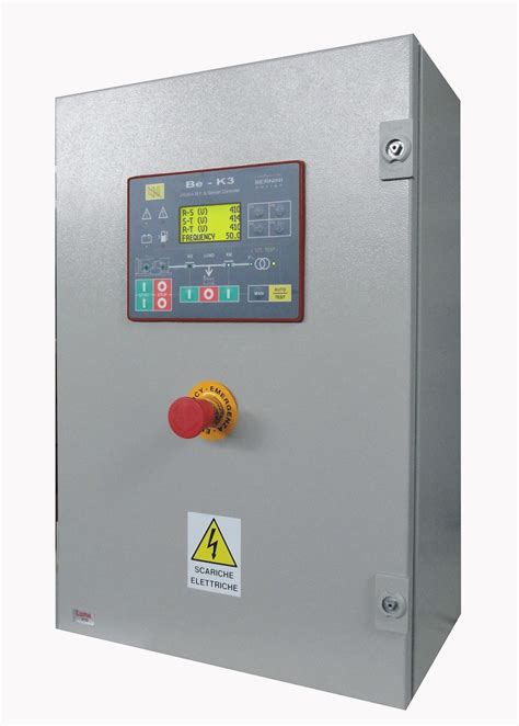 Panel Genset Auto Mains Failure Panel Genset Controller