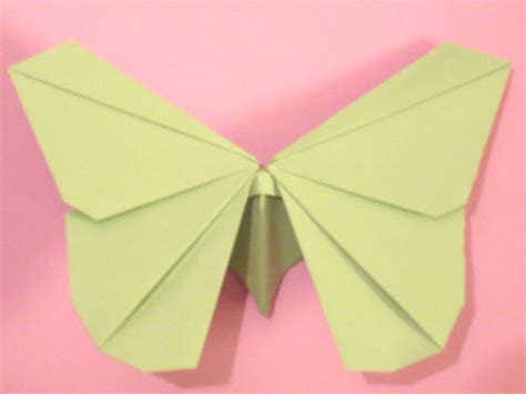 Origami Simple Butterfly - how to make origami butterfly