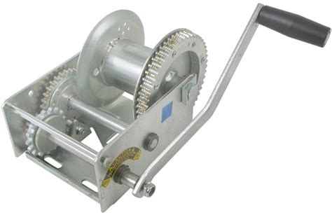 hand winch without brake winches toco lifting germiston - Boat Winch South Africa