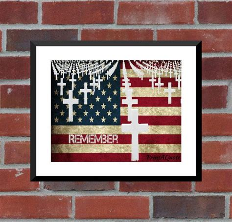 printable flag poster memorial day printable poster remember flag with white