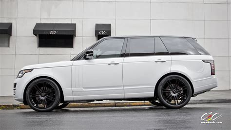 white range rover rims official 2013 range rover by cec wheels