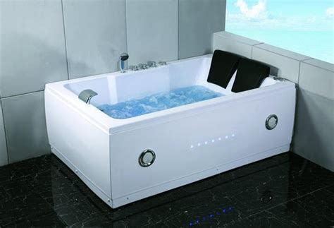 Bath And Showers Direct by 2 Person Indoor Whirlpool Jetted Tub Spa Hydrotherapy