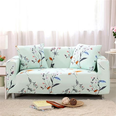 20 Inspirations Floral Slipcovers Sofa Ideas Floral Sofa Slipcovers