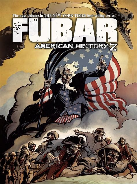 aftermath broken empire volume 1 books fubar american history z by jeff mccomsey kickstarter