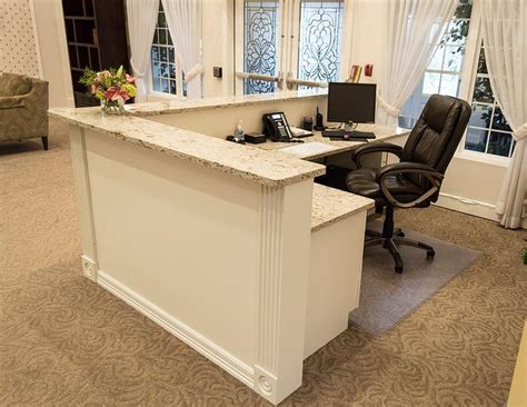 How To Build A Reception Desk 25 Best Ideas About Spa Reception Area On Salon Reception Area Spa Reception And