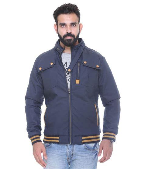 Jaket Cotton 1 trufit navy cotton jacket buy trufit navy cotton jacket at best prices in india on snapdeal