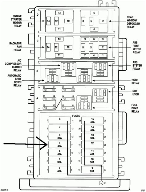 2013 jeep wrangler fuse box wiring diagrams wiring diagrams