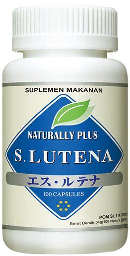 Suplemen Lutena s lutena suplemen asli dari jepang xpress community