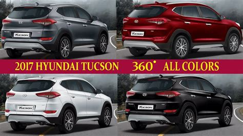 hyundai tucson 2017 colors the new hyundai tucson suv 2017 hyundai tucson 360 degree