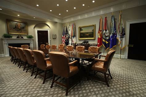 the roosevelt room in pictures the oval office and west wing after renovations at the white house codec prime
