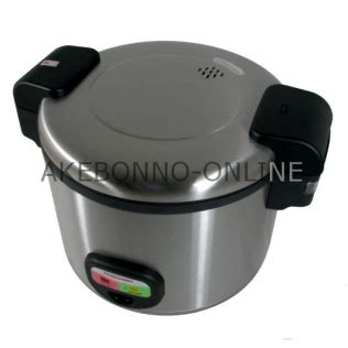 Rice Cooker Kapasitas 5 Liter peralatan dapur akebonno rice cooker 5 4 liter