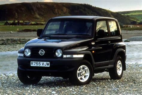 ssangyong korando 1999 ssangyong korando 1997 car review honest john