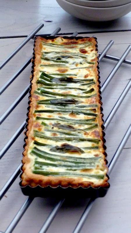 la cuisine de tous les jours tarte de haricots verts 224 la sauge cuisine de tous les jours