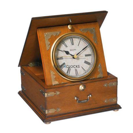 table top grandfather clock bulova edinbridge tabletop clock at 1 800 4clocks com