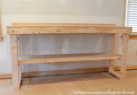 home depot work bench plans plans free - Home Depot Work Bench Plans