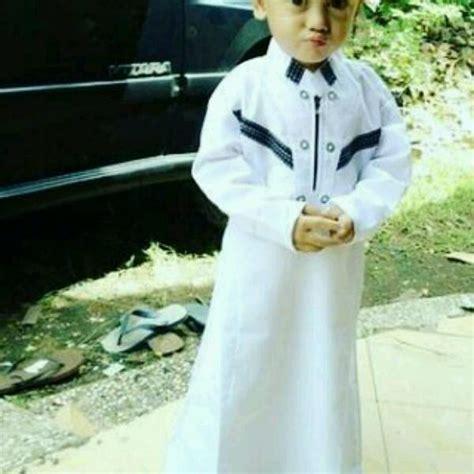 Baju Muslim Gamis Laki Laki Baju Gamis Anak Laki Laki Gamis Murni