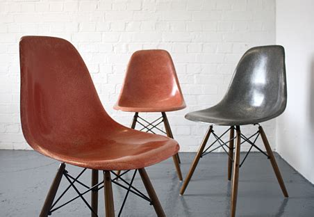 Modern Home Lighting by Eames Dsw Dowel Base Chairs Modern Room 20th Century