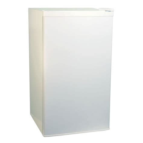 haier 3 2 cu ft mini refrigerator in white hnse032 the