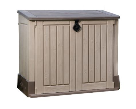 Trash Can Storage Shed by Best Trash Can Storage Sheds
