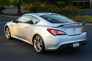 2013 hyundai genesis coupe front angle brown hairs