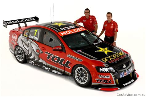 holden racing team 2011 toll holden racing team commodore unveiled photos
