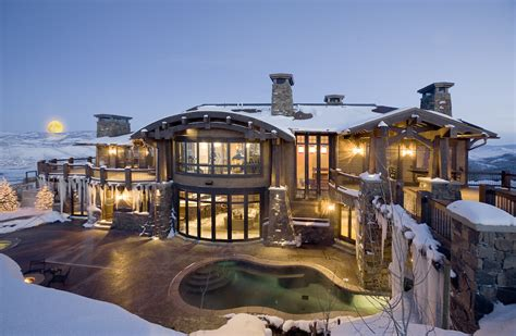 dreamhomes us ski magazine dream home 21 900 000 pricey pads