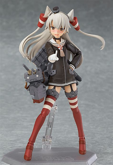 Max Factory Smile Kancolle Prinz Eugen Figma Figure From J crunchyroll quot kancolle quot destroyer amatsukaze loses
