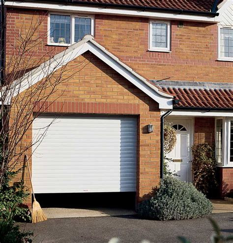 Garage Door Going Up And by Roller Shutter Garage Doors In Bolton Manchester