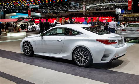 Recent Rc 350 2015 lexus rc 350 information and photos momentcar
