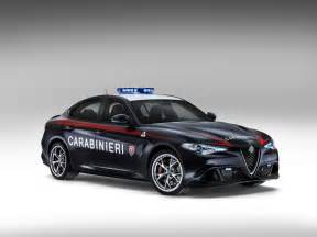Alfa Romeo Ie 2016 Alfa Romeo Giulia Quadrifoglio Carabinieri Egmcartech