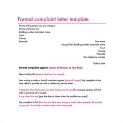 formal grievance template complaint letter 16 free documents in word pdf